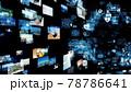 映像コンテンツ ネットワークイメージ  78786641