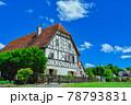 野外民族博物館 リトルワールド フランス アルザス地方の家 78793831