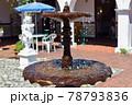 野外民族博物館 リトルワールド ペルー 大農園領主の家の噴水 78793836