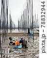潮干狩り(有明海) 78832944
