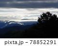 苗場山に向かう途中で見ることができた滝雲 78852291