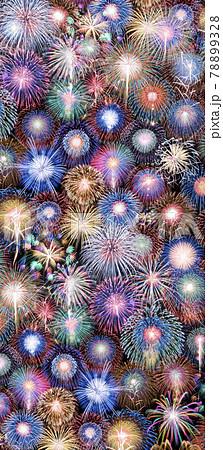 期間限定発売。夏イメージ。花火を打って打って打ちまくるイメージ。 78899328