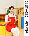 保育士 女性 78901590