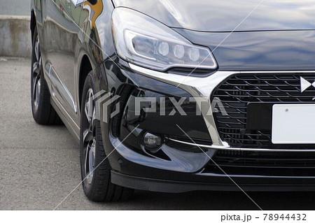 輸入車イメージ シトロエンDS3のフロントマスク 78944432