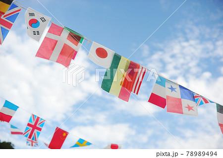 万国旗 78989494