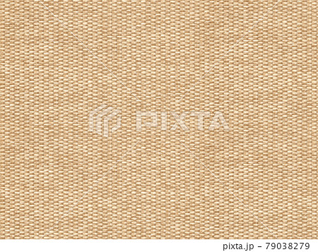 麦藁のような植物の繊維で編んだ、ナチュラル素材 79038279
