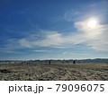 砂浜と空 79096075