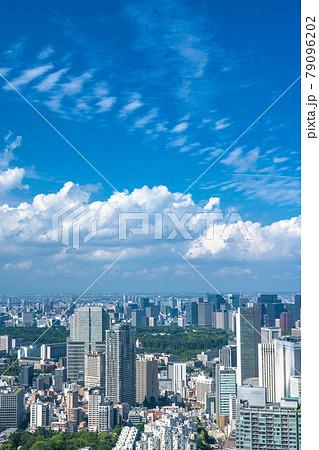 《東京都》東京都市イメージ・初夏 79096202