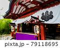 静岡県熱海市 來宮神社(本殿) 79118695