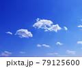 空 青空 雲 風景 背景 79125600