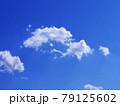 空 青空 雲 風景 背景 79125602