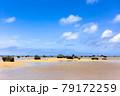 沖縄県宮古島、佐和田の浜・日本 79172259