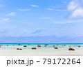 沖縄県宮古島、佐和田の浜・日本 79172264