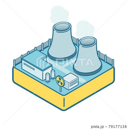 Nuclear power plant 79177138