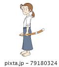 薙刀少女 79180324