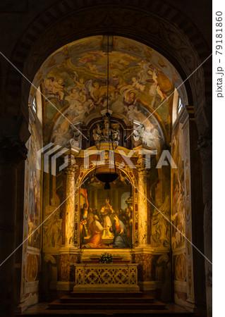 イタリア トリエステのサン・ジュスト大聖堂 79181860