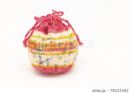 毛糸の袋 79225482