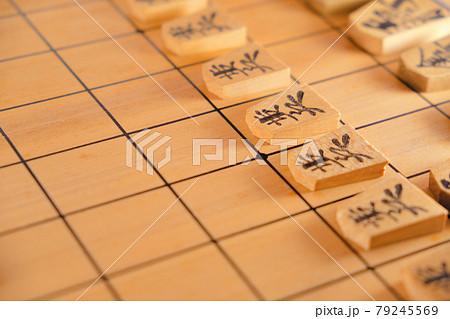 将棋の駒 79245569