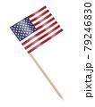 American flag toothpick 79246830
