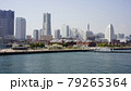 横浜港、みなとみらい地区 79265364