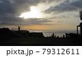 5月のある日シチリアの日の出 79312611