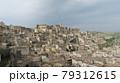 イタリア、マテーラの街並 79312615