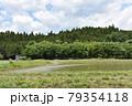 日本 群馬の水上 夏の風景 79354118