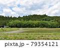 日本 群馬の水上 夏の風景 79354121