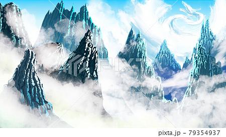 山脈 79354937