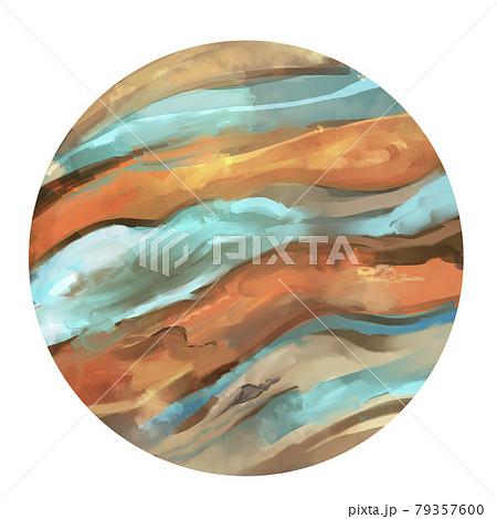 木星 イメージイラスト 79357600