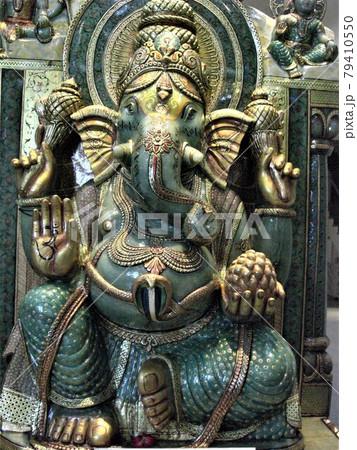 ガネーシャ(ヒンドゥー教の神)インド 79410550
