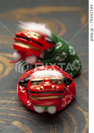 獅子舞のイメージ 79442594