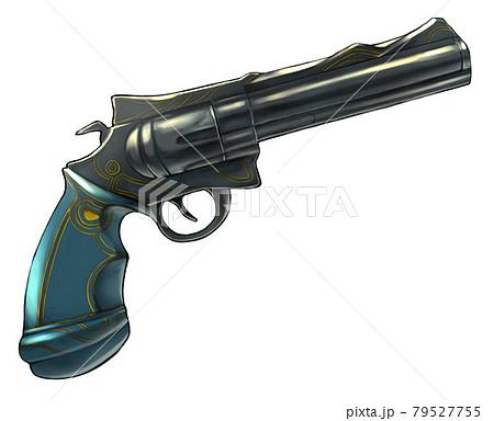 装飾された拳銃 79527755