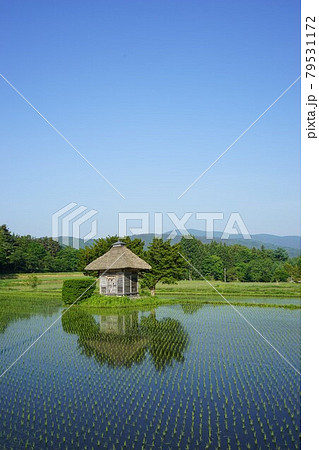 日本の原風景 遠野荒神神社 79531172