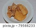 長芋と豚肉の甘辛炒め 79566233