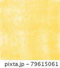 さわやかな黄色の背景テクスチャ 79615061