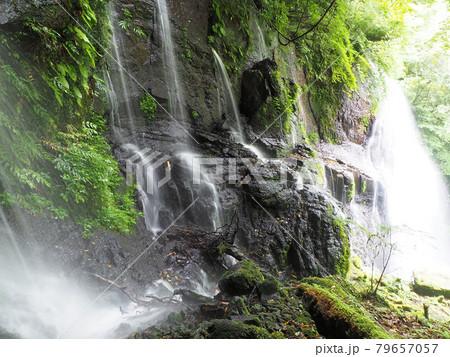 幻の滝「うそぐいの滝」 2021年6月 熊本県阿蘇郡高森町津留 79657057