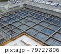 大型建築物には折板屋根が採用されます 79727806