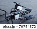 サンフランシスコの貸自転車 79754572