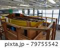 サンフランシスコの木製船の展示 79755542