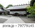 阿佐ヶ谷神明宮の本殿 79779145
