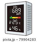 二酸化炭素濃度測定器 79904283