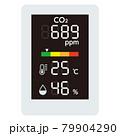 二酸化炭素濃度測定器 79904290