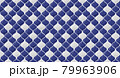 ランタンやモロッカンのタイルの絵具イラストイメージ 79963906