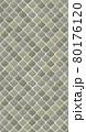 ランタンやモロッカンのタイルの絵具イラストイメージ 80176120