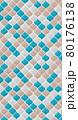 ランタンやモロッカンのタイルの絵具イラストイメージ 80176138