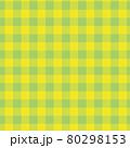 チェック柄のシームレスパターン 80298153