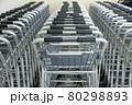 スーパーのカート置き場 物撮り 80298893