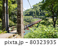 恋のつり橋 宮山橋 80323935