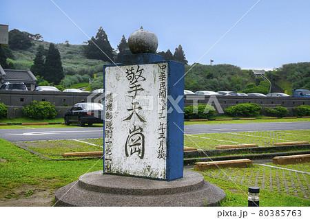 台湾 台北 陽明山 チン天崗草原(ちんてんがん)ビジターセンター 80385763